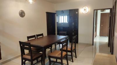 Gallery Cover Image of 2350 Sq.ft 4 BHK Apartment for rent in Sansidh Galaxy, Thanisandra for 70000