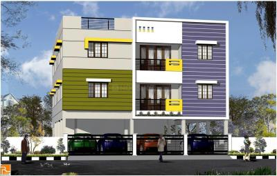 Gallery Cover Image of 509 Sq.ft 1 BHK Apartment for buy in Adambakkam for 4200000
