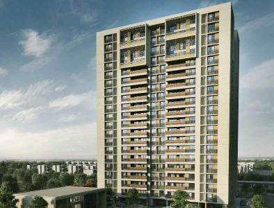 Gallery Cover Image of 3538 Sq.ft 4 BHK Apartment for buy in Safal Riviera Elite, Shela for 16000000