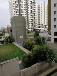 Balcony Image of Hll Shire Stay in Wagholi
