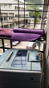 Balcony Image of Divya Corner in Kharghar