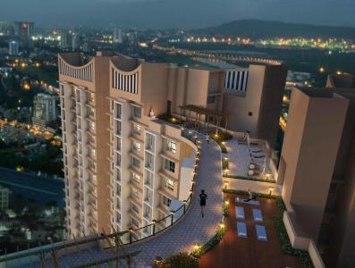 Gallery Cover Image of 1200 Sq.ft 3 BHK Apartment for buy in Mulund East for 22700000
