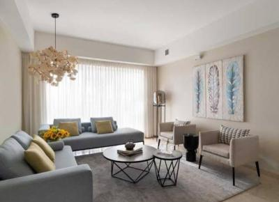Gallery Cover Image of 1829 Sq.ft 3 BHK Apartment for buy in Godrej Air, Sector 85 for 14900000