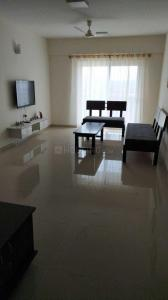Gallery Cover Image of 1850 Sq.ft 3 BHK Apartment for rent in Alpine Pyramid, Sahakara Nagar for 32000