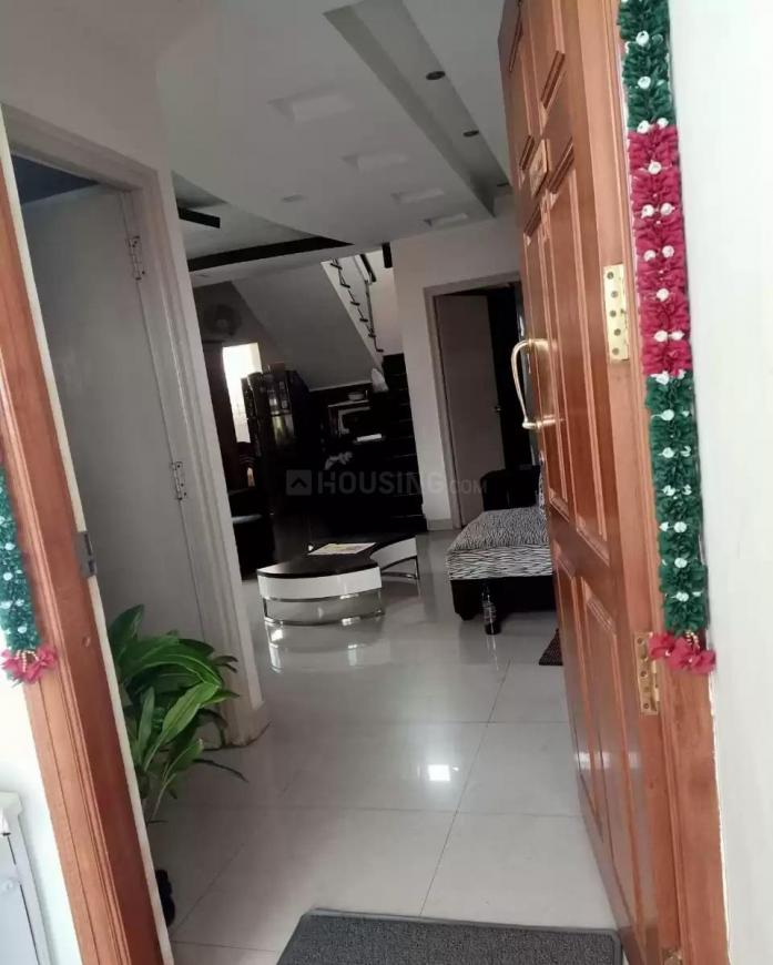 Main Entrance Image of 1500 Sq.ft 3 BHK Apartment for rent in Vijayanagar for 26000