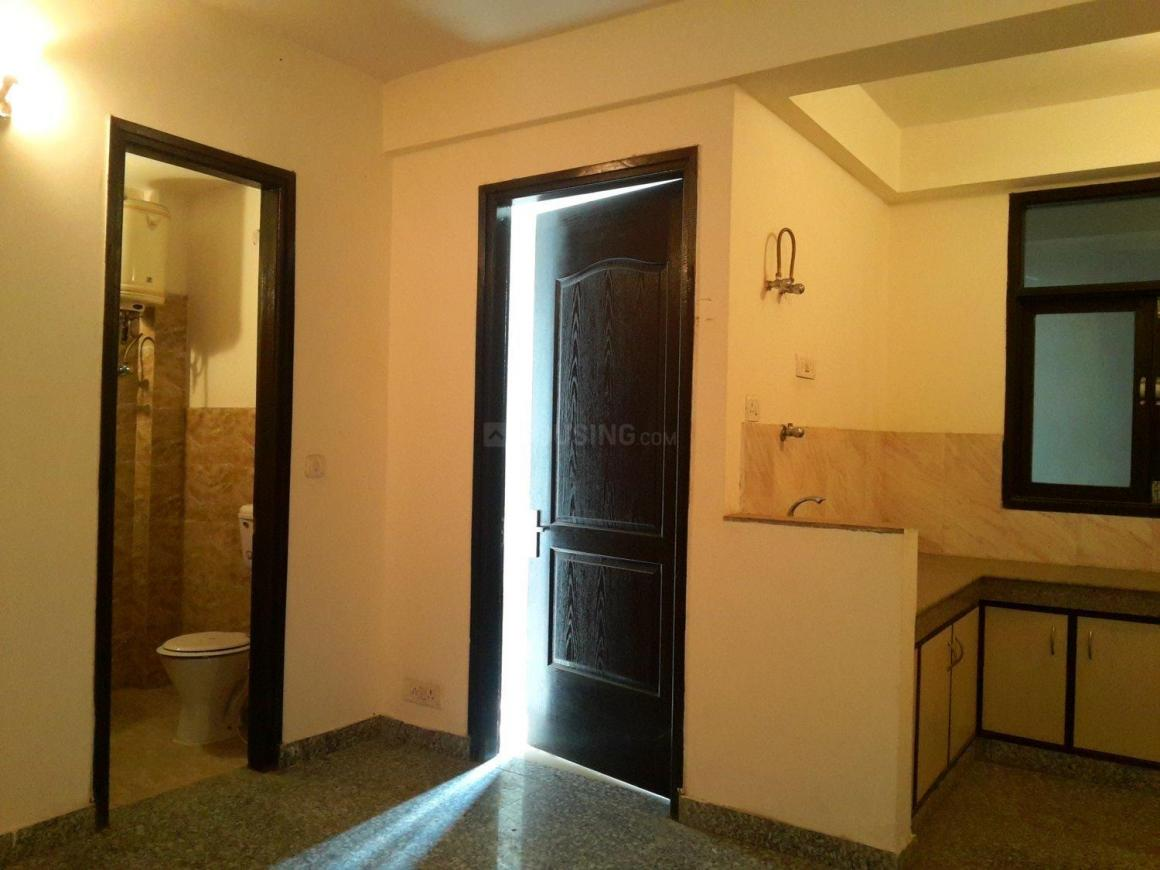 Living Room Image of 500 Sq.ft 1 BHK Apartment for buy in Aya Nagar for 1800000