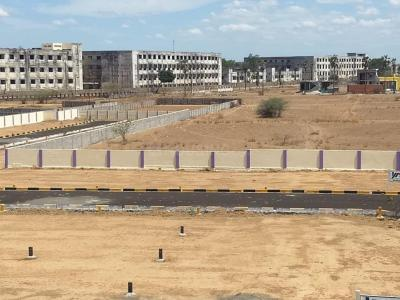 Gallery Cover Image of  Sq.ft Residential Plot for buy in Oragadam for 1300000