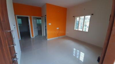 Gallery Cover Image of 850 Sq.ft 2 BHK Apartment for rent in Abbigere for 10000