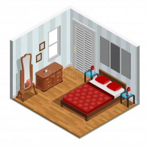 Gallery Cover Image of 1500 Sq.ft 3 BHK Apartment for buy in Pragati Vihar for 8000000