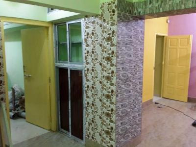 Gallery Cover Image of 950 Sq.ft 3 BHK Apartment for rent in Karunamoyee Housing Society, Salt Lake City for 15000