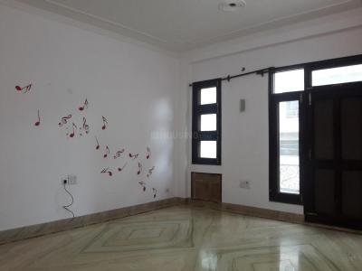 Gallery Cover Image of 550 Sq.ft 1 BHK Independent Floor for rent in Chhattarpur for 15000