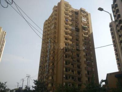 Gallery Cover Image of 1530 Sq.ft 3 BHK Apartment for rent in Skytech Merion Residency II, Crossings Republik for 7500