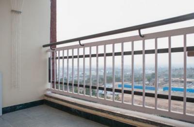 Balcony Image of My Home Vihanga Flat 1203 in Gachibowli