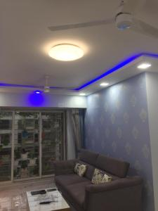 Gallery Cover Image of 1200 Sq.ft 3 BHK Apartment for buy in Kalpataru Siddhachal VI, Thane West for 16500000