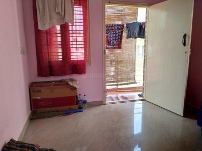 Gallery Cover Image of 490 Sq.ft 1 BHK Independent Floor for rent in Murugeshpalya for 13000