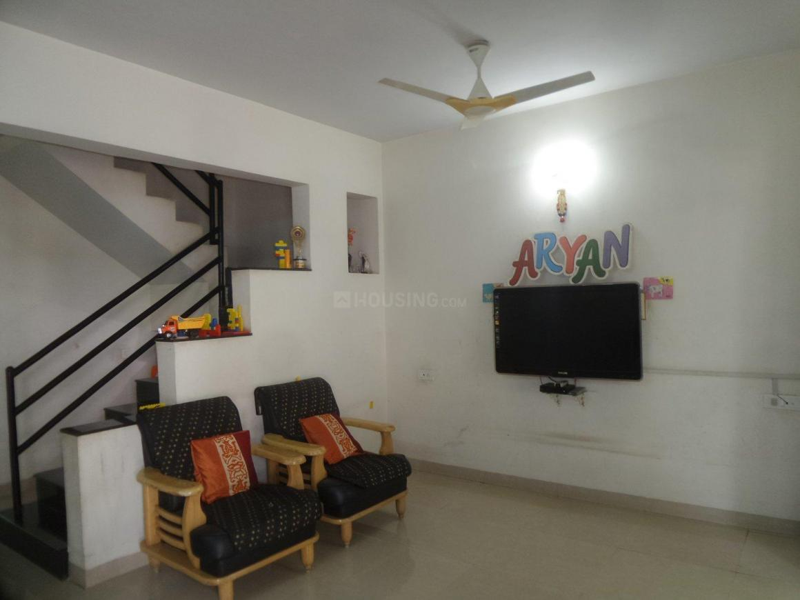 Living Room Image of 1500 Sq.ft 4 BHK Independent House for buy in Mundhwa for 11000000