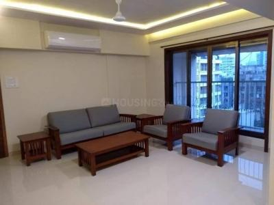 Gallery Cover Image of 1400 Sq.ft 3 BHK Apartment for rent in Ratnagiri Apartments, Khar West for 120000
