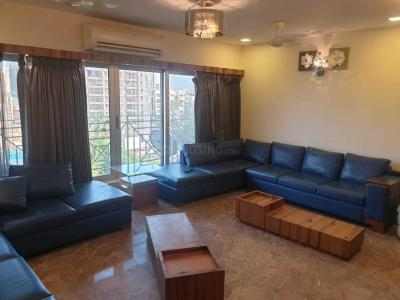 Gallery Cover Image of 1200 Sq.ft 3 BHK Apartment for rent in Juhu for 150000