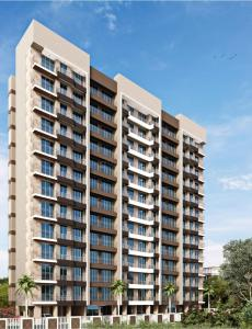Gallery Cover Image of 685 Sq.ft 1 BHK Apartment for buy in RNA N G Tivoli Phase II, Mira Road East for 5460000