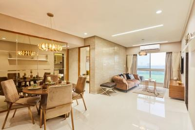 Gallery Cover Image of 1056 Sq.ft 2 BHK Apartment for buy in Aadi Allure Wings A To E, Bhandup East for 15400000