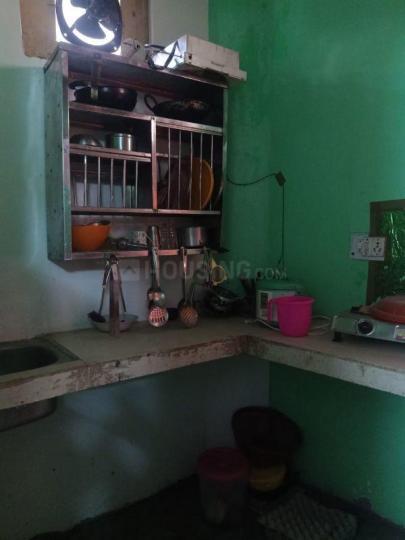 Kitchen Image of Pushkar PG in Mahipalpur