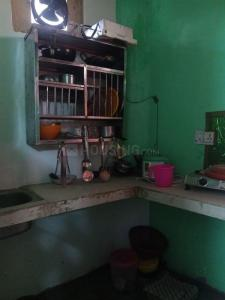 Kitchen Image of Pushkar PG in Mahipalpur