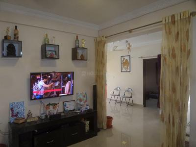 Gallery Cover Image of 1612 Sq.ft 3 BHK Apartment for rent in Krishnarajapura for 22000