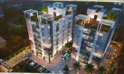 Gallery Cover Image of 1551 Sq.ft 3 BHK Apartment for buy in Vriddhi Urban Heights, Kasba for 10700000