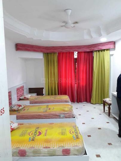 मोती बाग में होराइजन पीजी के बेडरूम की तस्वीर