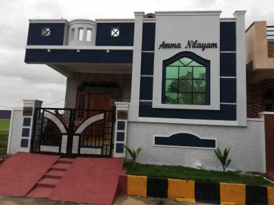Gallery Cover Image of 850 Sq.ft 2 BHK Independent House for buy in Ahmedguda for 3900000