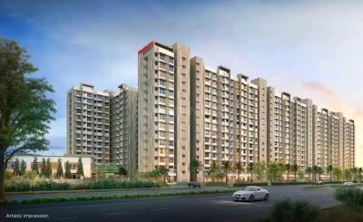Gallery Cover Image of 400 Sq.ft 1 BHK Apartment for buy in Mahindra Happinest Kalyan Project A, Bhiwandi for 3045000