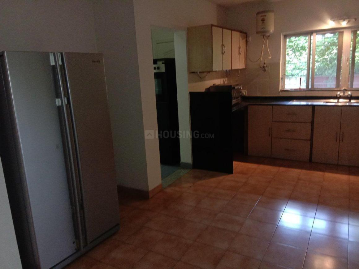 Kitchen Image of 5000 Sq.ft 4 BHK Villa for rent in New Kalyani Nagar for 110000