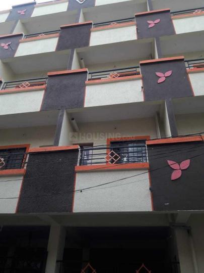 वाघोली में आई में बिल्डिंग की तस्वीर