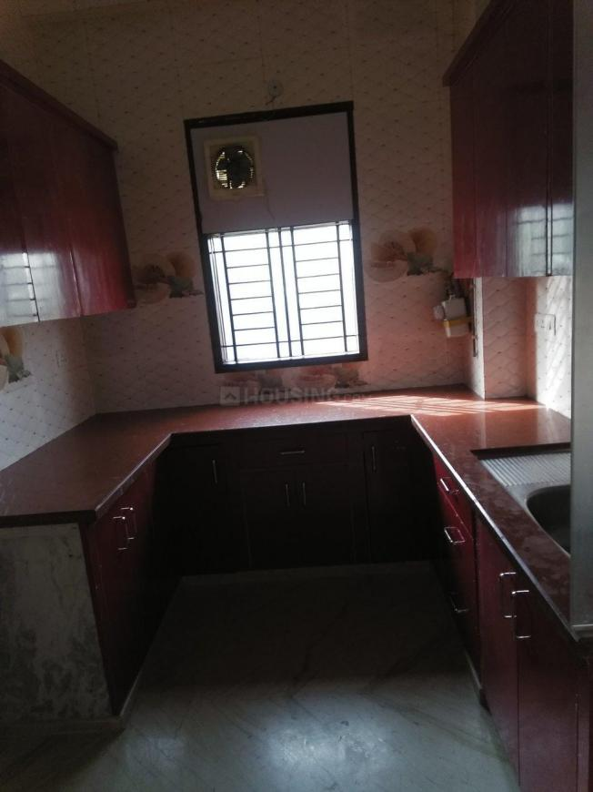 Kitchen Image of 800 Sq.ft 1 BHK Independent Floor for rent in Lohia Nagar for 9500