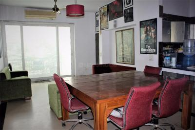 Living Room Image of Bhavnesh PG in Greater Kailash I