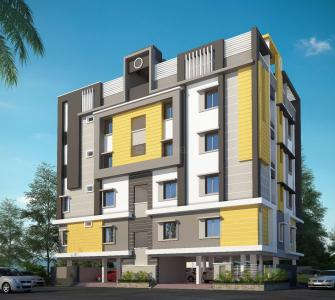 Gallery Cover Image of 450 Sq.ft 1 BHK Apartment for buy in Bairagiguda for 1400000