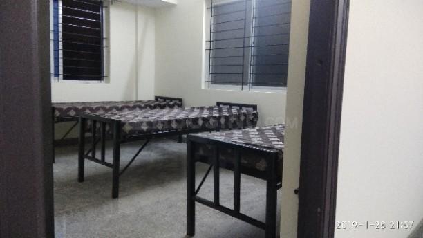 कोरमनगाला में श्री साई पीजी फॉर जैंट्स में बेडरूम की तस्वीर