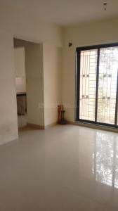 Gallery Cover Image of 438 Sq.ft 1 BHK Apartment for rent in Ghodbander for 12000