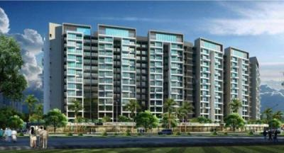 Gallery Cover Image of 700 Sq.ft 1 BHK Apartment for buy in Geomatrix Geomatrix Silver Crest, Greater Khanda for 6100000