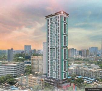 Gallery Cover Image of 650 Sq.ft 1 BHK Apartment for buy in Goregaon East for 8500000