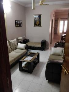 Gallery Cover Image of 980 Sq.ft 2 BHK Apartment for rent in Chennu Homes, Kaggadasapura for 22000