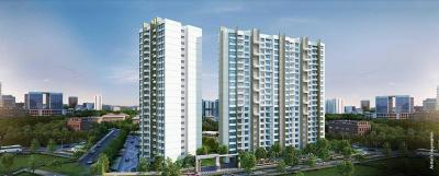 Gallery Cover Image of 452 Sq.ft 1 BHK Apartment for buy in Thane West for 7200000