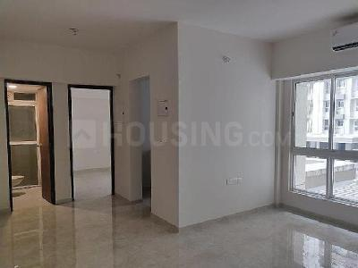 Gallery Cover Image of 740 Sq.ft 1 BHK Apartment for buy in Thane West for 7500000