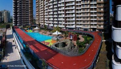 Gallery Cover Image of 1167 Sq.ft 2 BHK Apartment for buy in Paradise Sai Crystals, Kharghar for 12000000