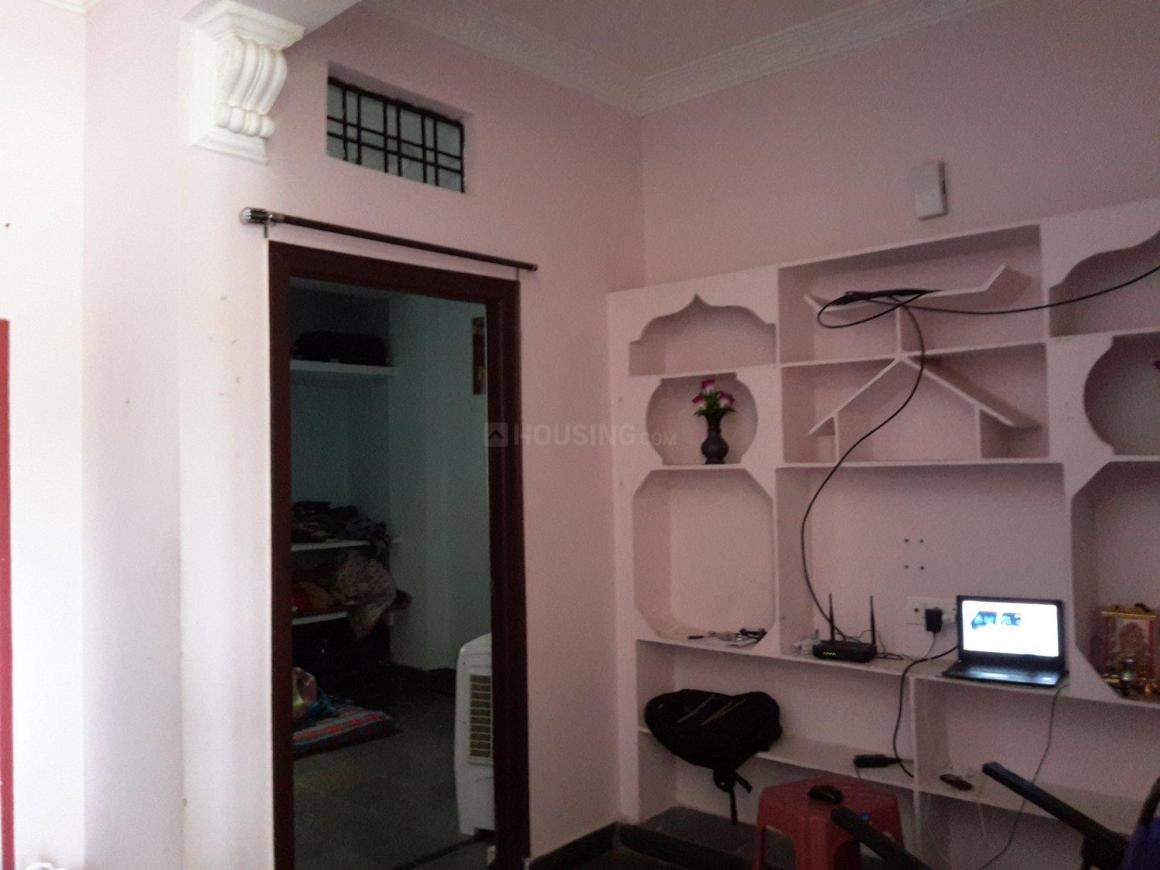 Living Room Image of 550 Sq.ft 1 BHK Apartment for rent in Borabanda for 8000