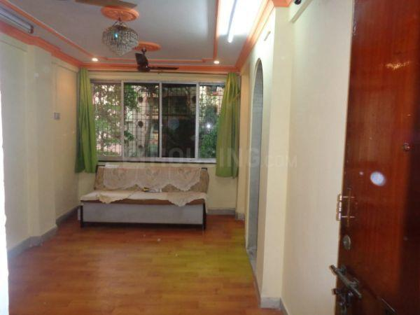 Living Room Image of 550 Sq.ft 2 BHK Apartment for rent in Bhandup West for 35000