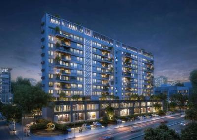 Gallery Cover Image of 2205 Sq.ft 3 BHK Apartment for buy in Raysan for 7900000