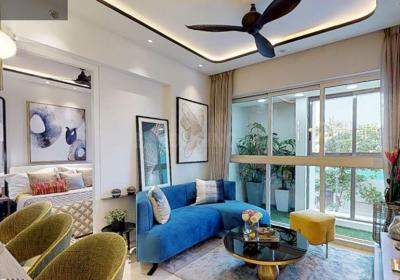 Gallery Cover Image of 581 Sq.ft 1 BHK Apartment for buy in Lodha Quality Home, Thane West for 5199000