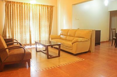 Living Room Image of A1 101 Sp Residency in Fursungi