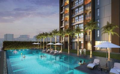 Gallery Cover Image of 699 Sq.ft 2 BHK Apartment for buy in Parel for 27000000